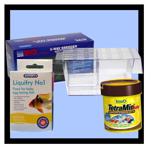 Fish Breeding Products